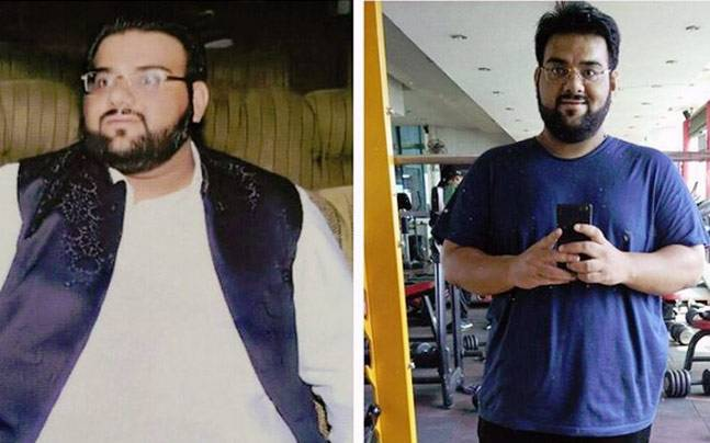 Osama Jalali Lost 41 Kilos Thanks To A Strict Workout Regimen And Healthy Eating Habits
