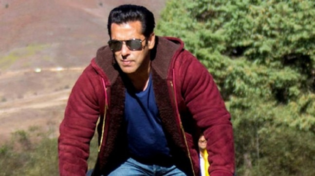Salman Khan finds unique way to promote his brand of e-cycles. Watch video - India Today