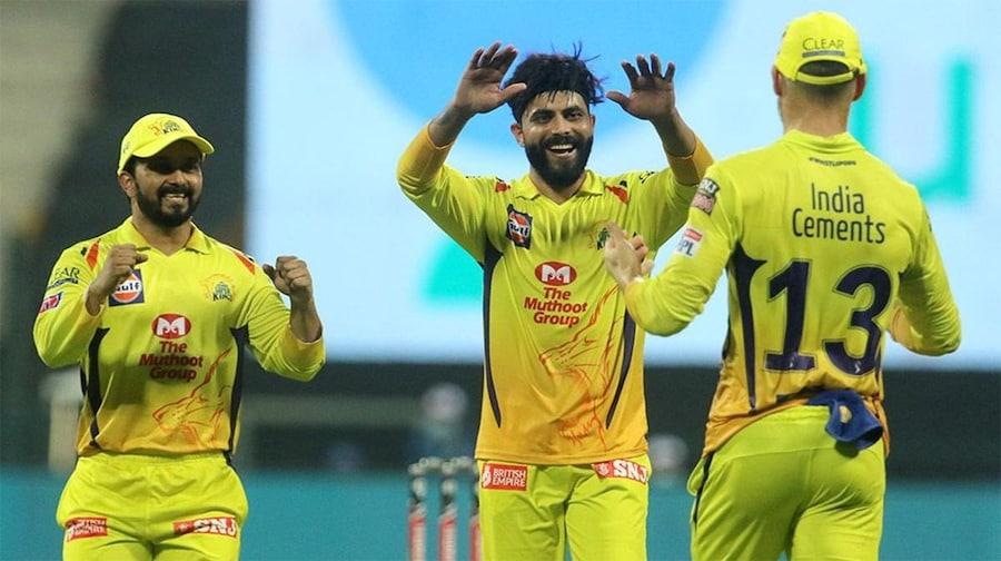 Mumbai Indians (MI) vs Chennai Super Kings (CSK) Match 1 Live Score