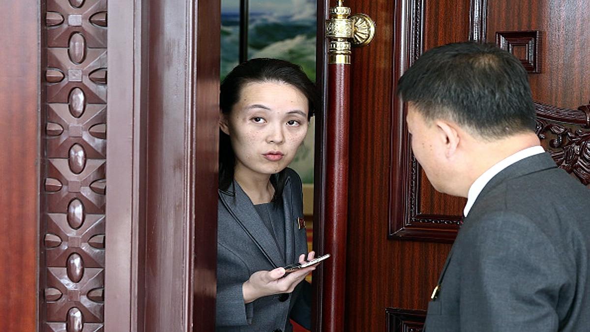 Kim Jong-Un Dead Sister take over