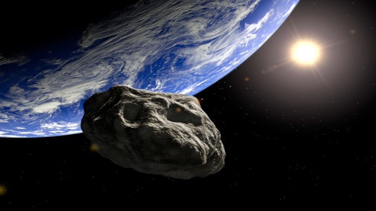 Asteroid 2020 SW Get closer to earth