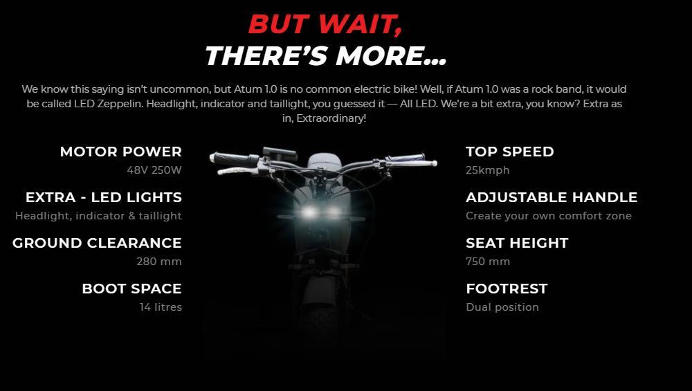 कंपनी को इस बाइक से बड़ी उम्मीद