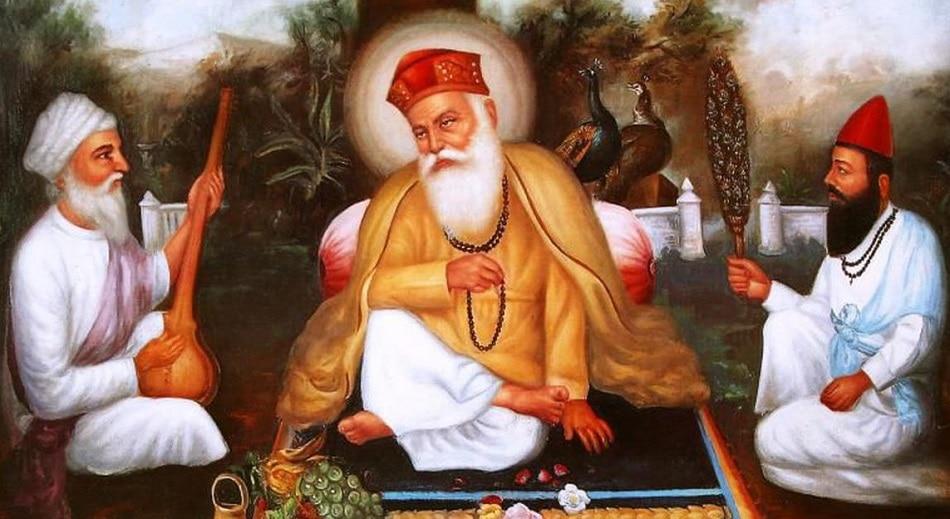 गुरु नानक की मक्का यात्राा