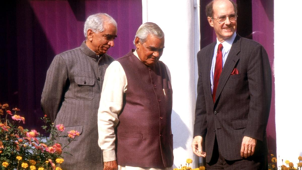 जसवंत सिंह (Photo: India Today)