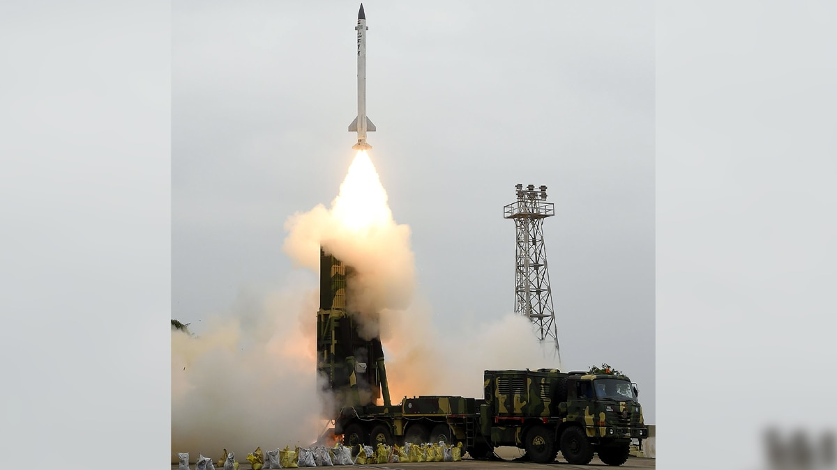 India has better air defence missile system than china Pakistan