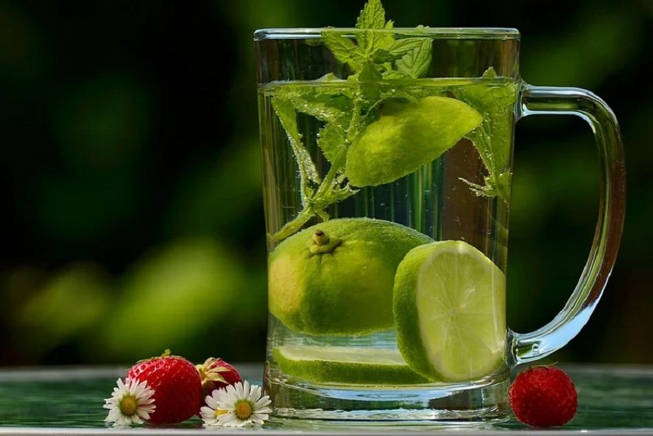 धनिये और जीरे का ड्रिंक