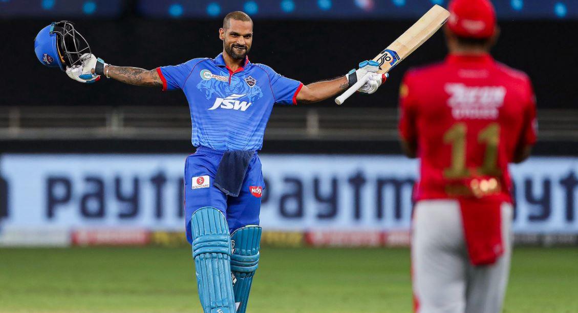 IPL में 'गब्बर' ने रचा इतिहास, ठोके ताबड़तोड़ लगातार 2 शतक, Video