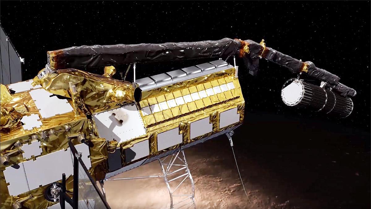 ISRO NASA will make NISAR