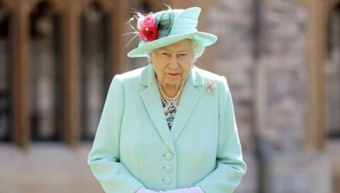 Queen Elizabeth housekeeper