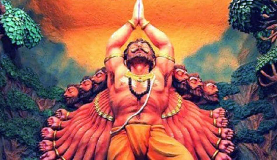 राम और रावण की कुंडली