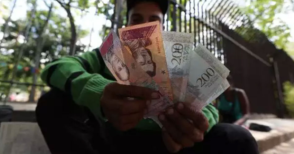 venezuela currency