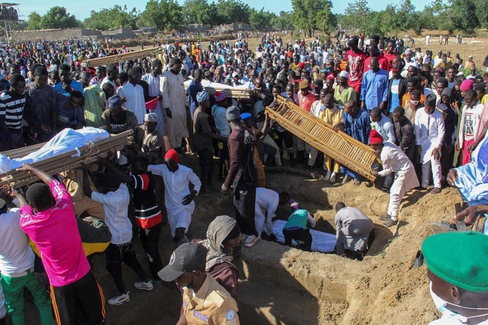 Nigeria massacre
