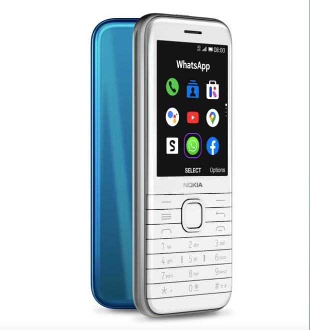 Nokia 8000, 6300 launch