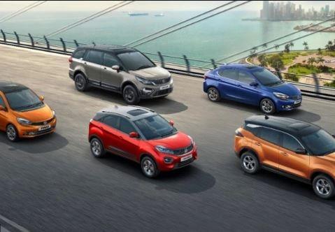 टाटा की गाड़ियों की बिक्री अक्टूबर में 79 फीसदी बढ़ी