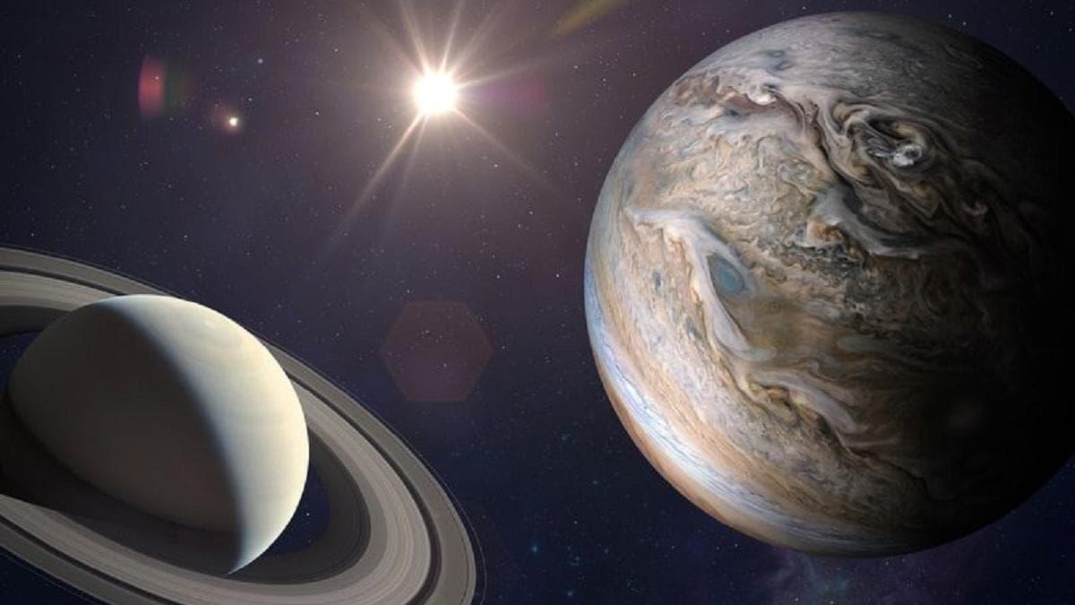 800 साल या 400 साल पहले, कब इतने करीब आए थे गुरु-शनि? समझें पूरा गणित -  News AajTak