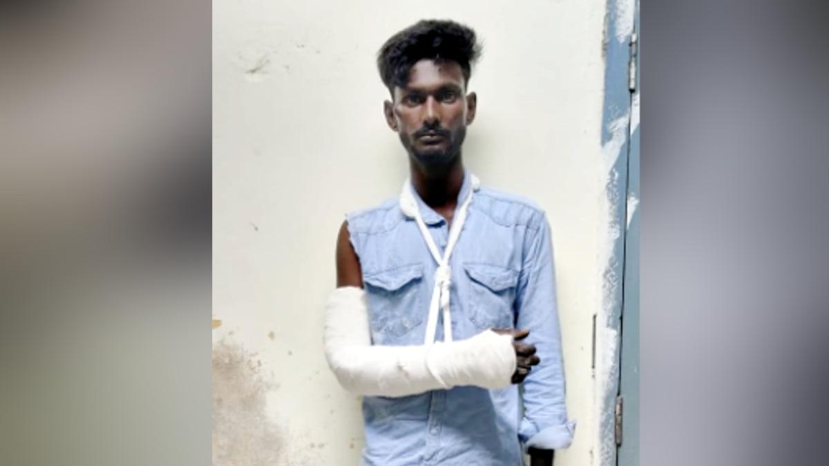 CCTV: ब्लेड से युवक की 9 बार काटी गर्दन, मरने के लिए छोड़कर भागे अपराधी