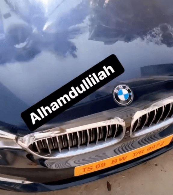 मोहम्मद सिराज ने खरीदी BMW कार, इंस्टाग्राम पर शेयर की पोस्ट - Cricket  AajTak