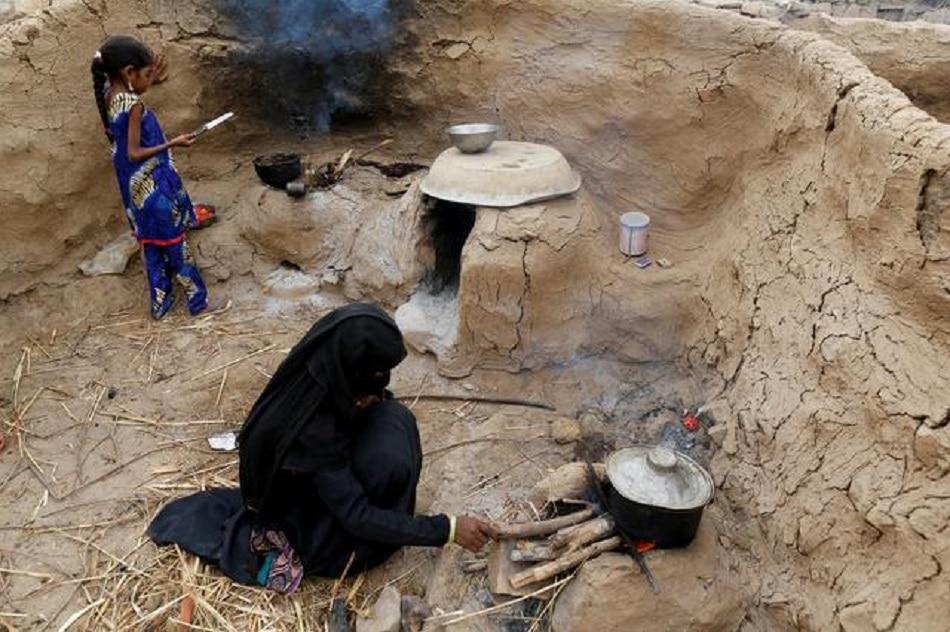 yemen hunger
