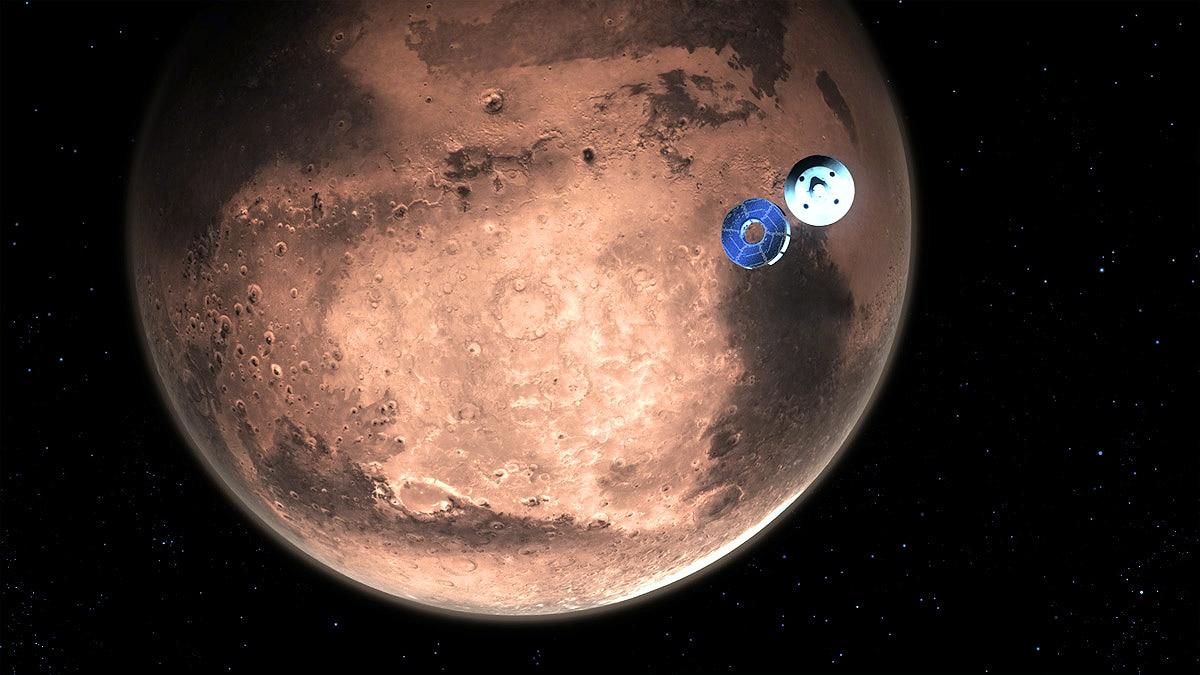 NASA ने मंगल ग्रह से जमा किया Oxygen, इंसानों के रुकने की राह हुई आसान - Science AajTak