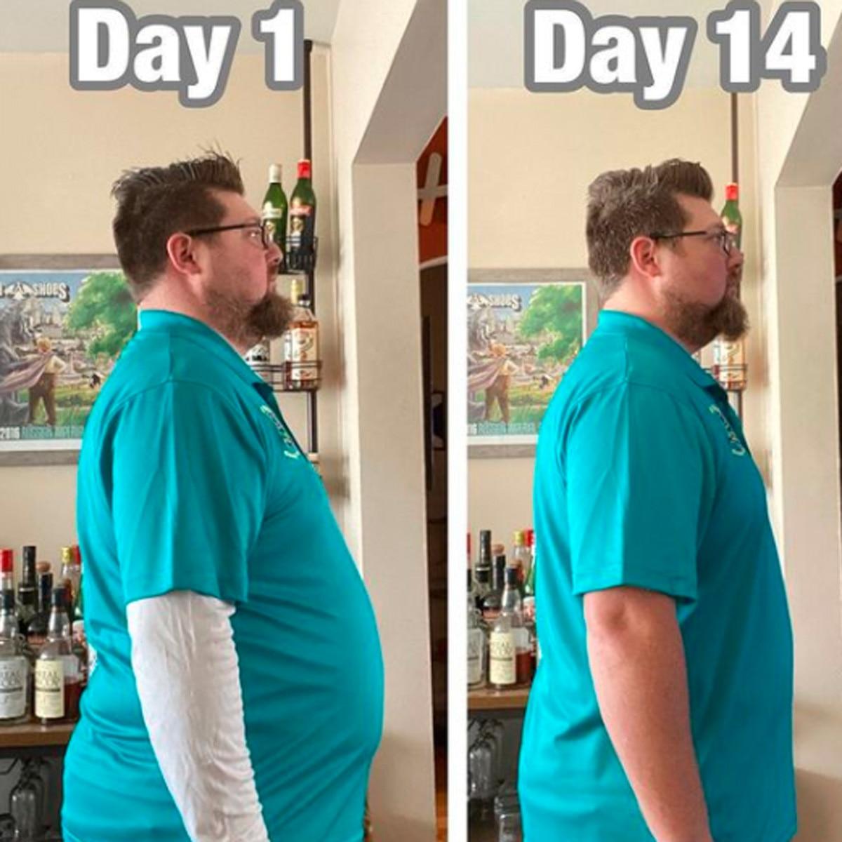 खाना-पीना छोड़, दिन में 5 बीयर पीता है ये शख्स, घटा लिया 18 किलो वजन -  Trending AajTak