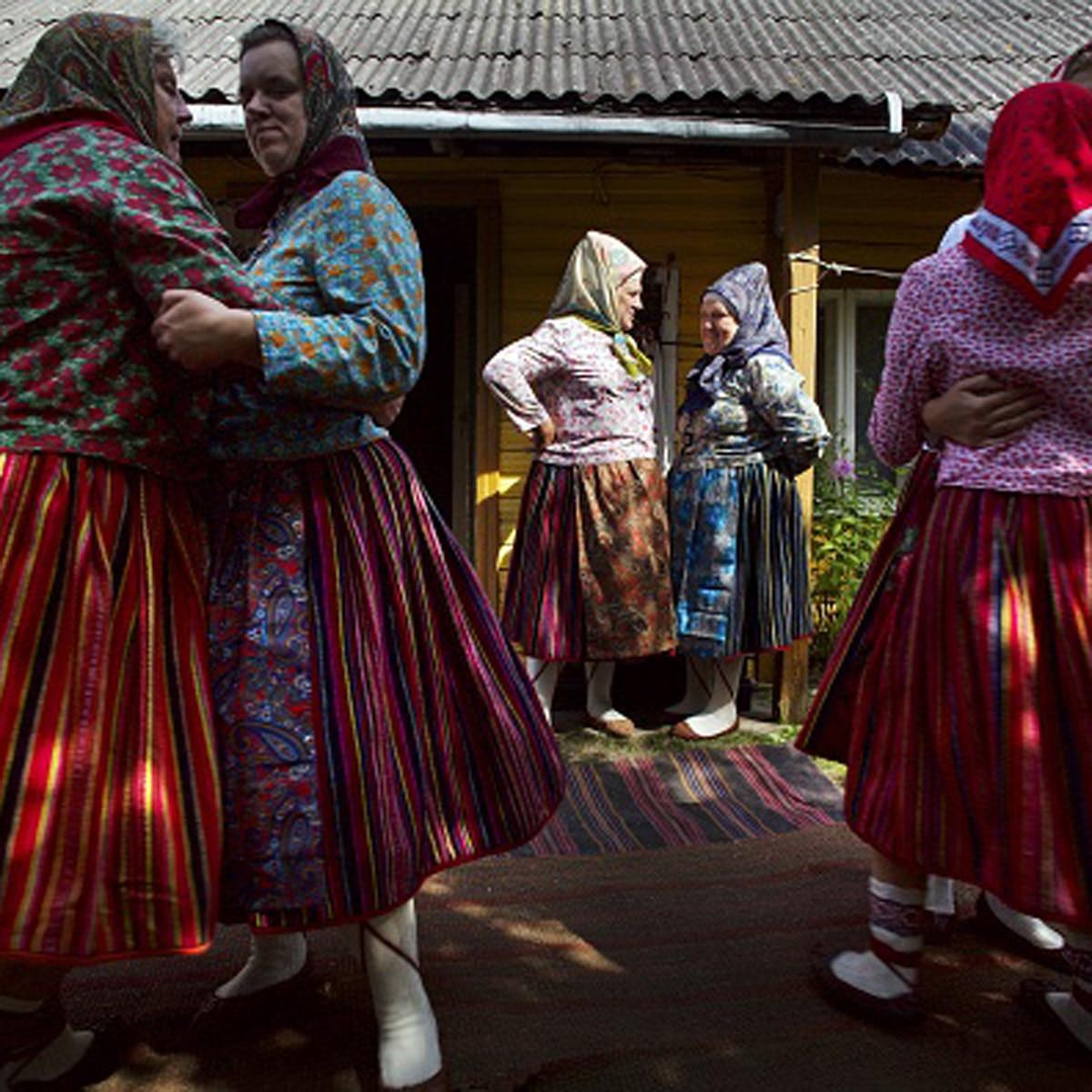 matriarchal society in estonia european