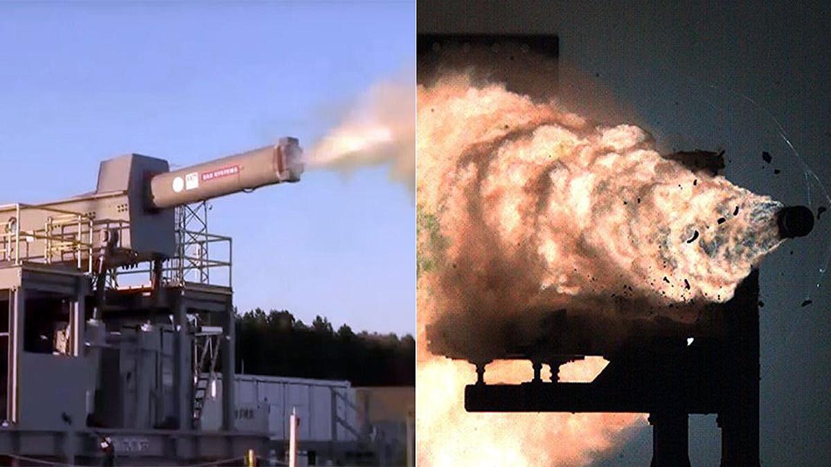 US Navy Railgun Project Dead