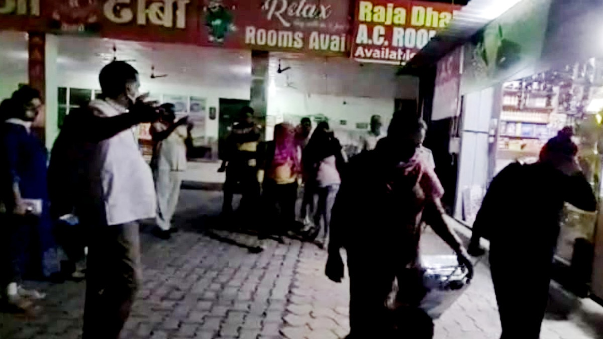 prostitution raid at Murthal Dhabas 12 girls arrested
