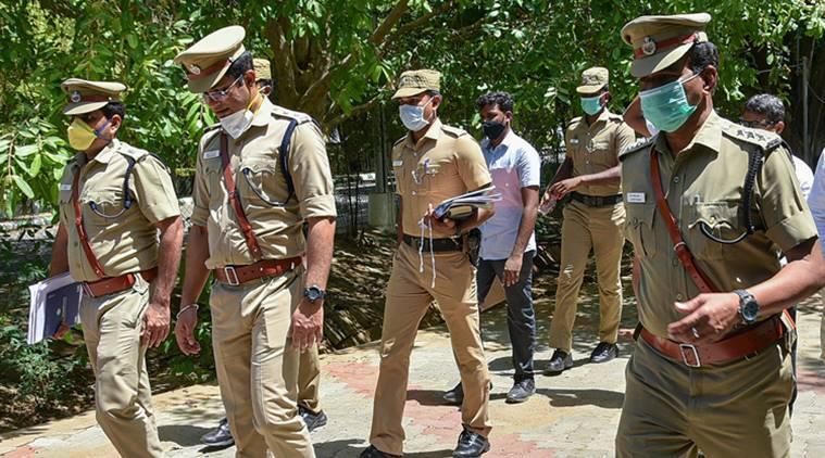 तमिलनाडु पुलिस