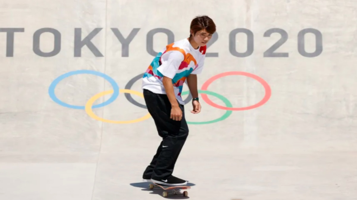 Skateboarding in Tokyo Olympics (Photo-Getty images)