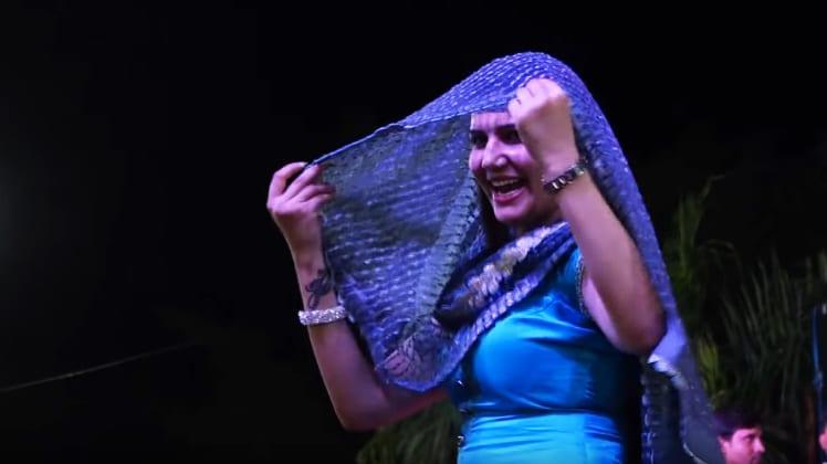 Sapna Choudhary Dance: सपना चौधरी के इस डांस पर ...