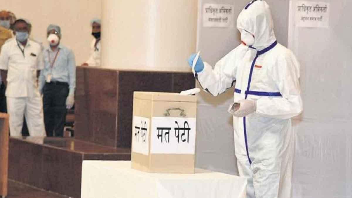 कोरोना काल में बदला होगा मतदान का तरीका, बिहार के वोटर ऐसे डालेंगे वोट