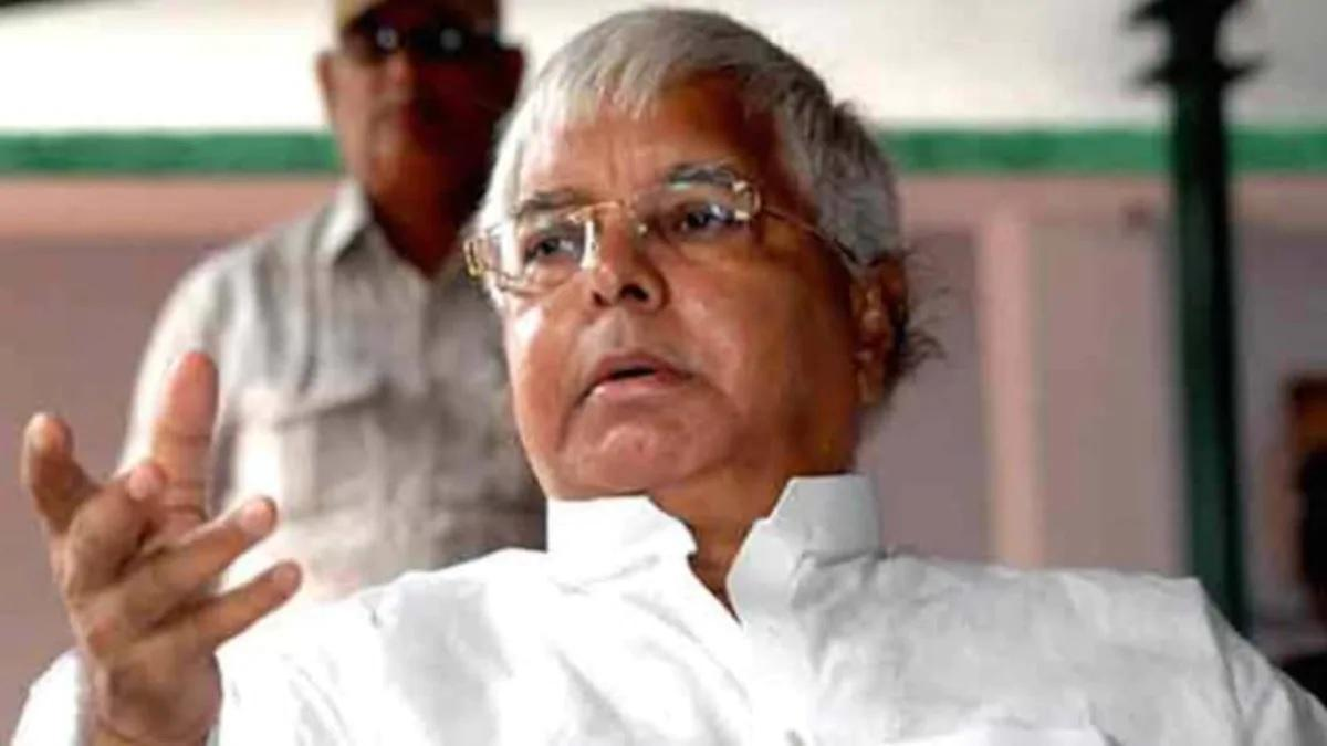 Nitish attacks Lalu: Did nothing for women except installing wife on CM chair