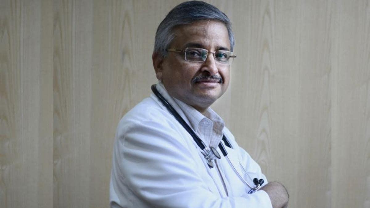 दिल्ली में क्यों बढ़े कोरोना के मामले, एम्स डायरेक्टर गुलेरिया ने बताई ये वजह
