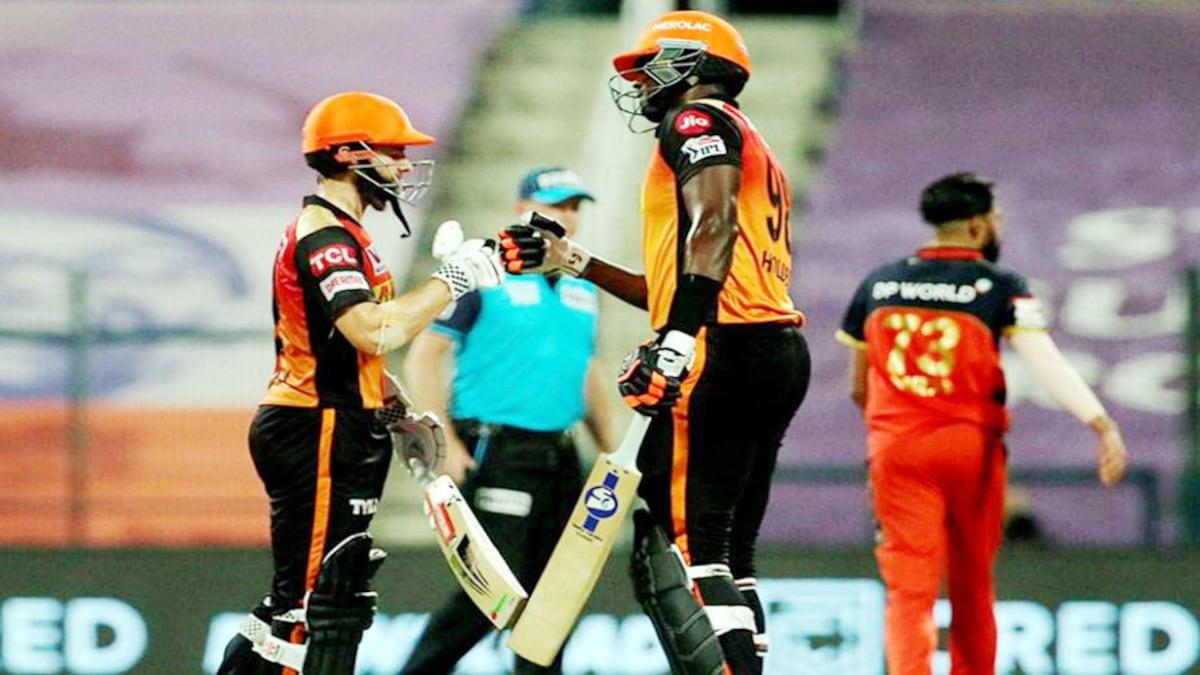 IPL से बाहर कोहली की RCB, 6 विकेट से जीतकर फाइनल की रेस में SRH