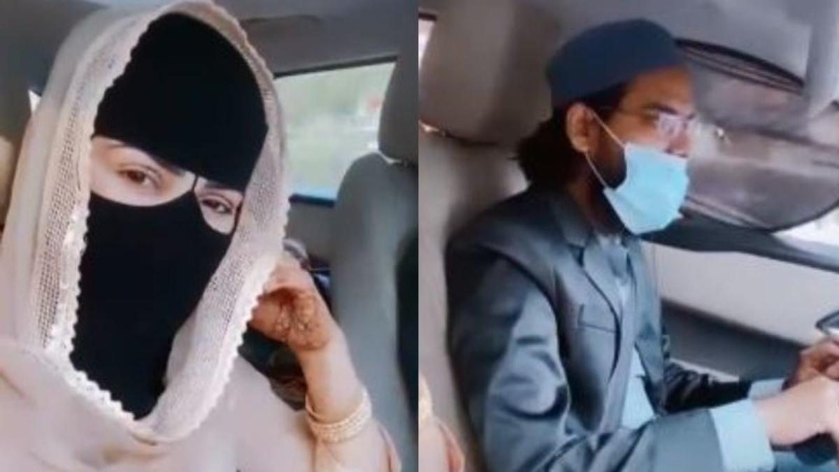 पति के साथ क्वालिटी टाइम बिता रहीं सना खान, वायरल हुआ रोमांटिक वीडियो - Aaj Tak