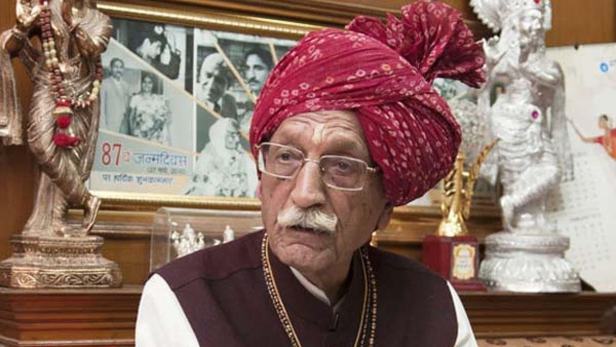MDH ग्रुप के मालिक महाशय धर्मपाल गुलाटी का निधन, 98 साल की उम्र में ली अंतिम सांस
