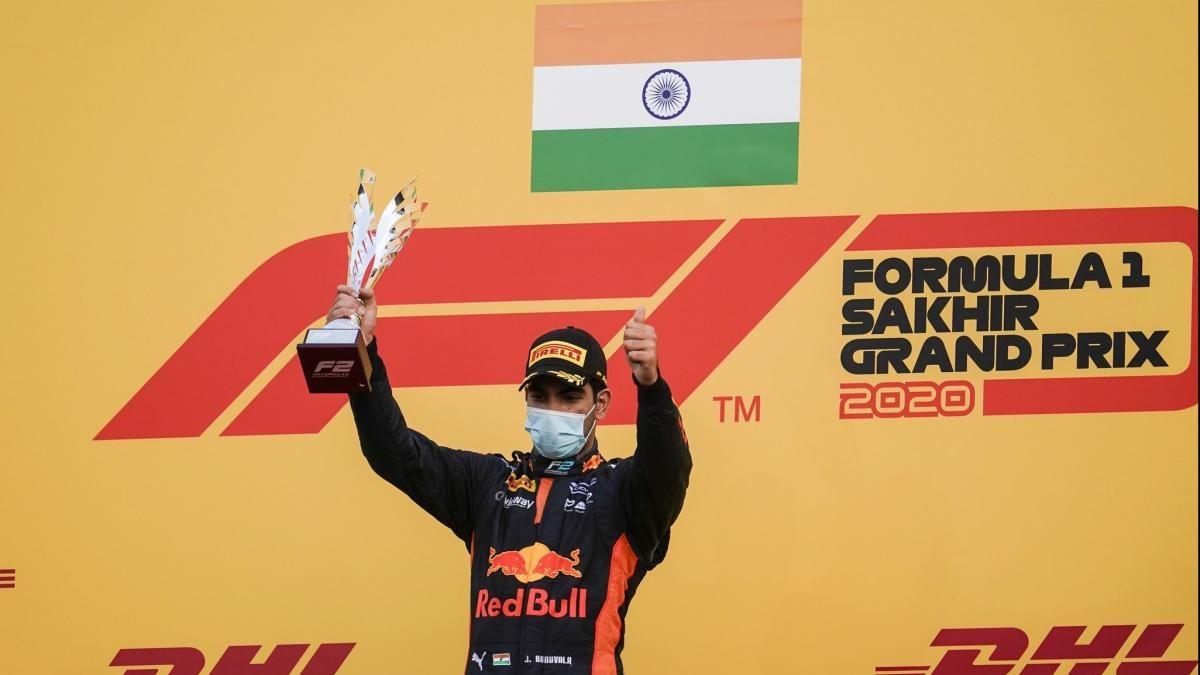 जेहान ने रचा इतिहास, F2 रेस जीतने वाले पहले भारतीय ड्राइवर बने