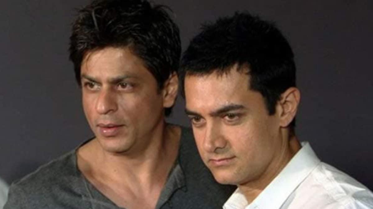 शाहरुख और आमिर