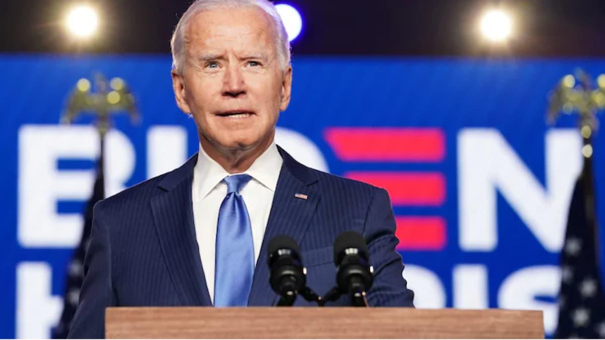 अमेरिकी राष्ट्रपति जो बाइडेन ( फोटो-Reuters)