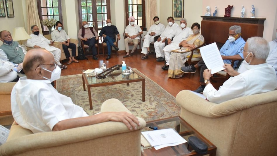 Explained: Why the opposition met at Sharad Pawar's home, and where Prashant Kishor fits in