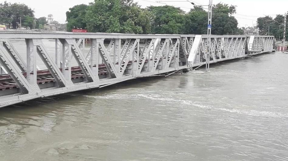 बिहार में बारिश के कारण रेल परिचालन पर असर