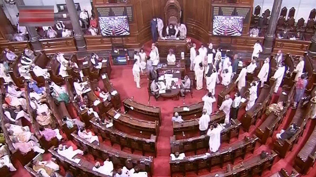 हंगामे वाला मॉनसून सत्र, 7 दिनों की कार्यवाही में 12 घंटे चली संसद, 53.85  करोड़ रुपये बर्बाद - Parliament Monsoon Session uproar by Opposition  parties Pegasus issue corona farm laws ntc ...