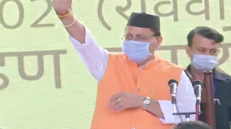 LIVE: उत्तराखंड में नए CM की शपथ से पहले बीजेपी खेमे में हलचल, प्रदेश अध्यक्ष की विधायकों से मीटिंग - Uttarakhand CM Pushkar Singh Dhami Oath Taking Ceremony live update BJP MLA