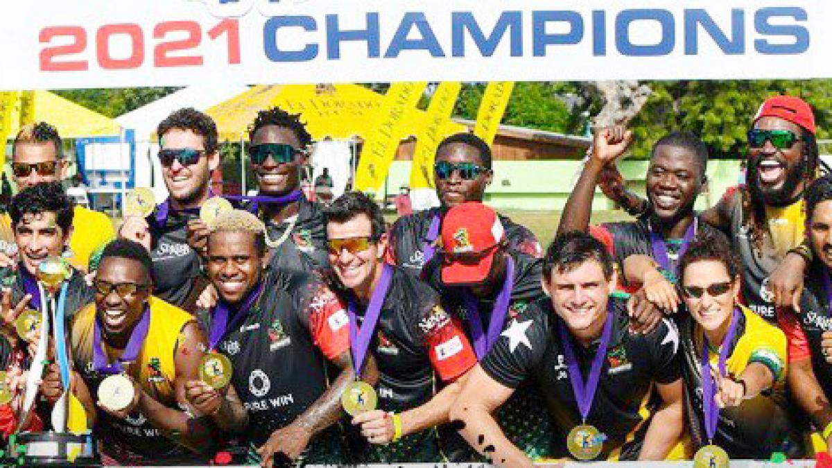 ब्रावो की टीम ने पहली बार जीता CPL का खिताब, सेंट लूसिया को दी शिकस्त