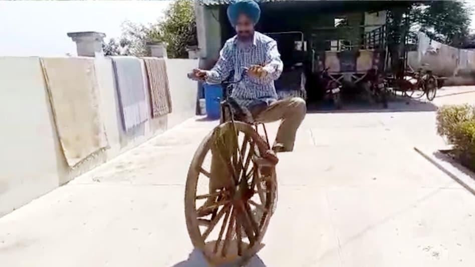 This man from Punjab