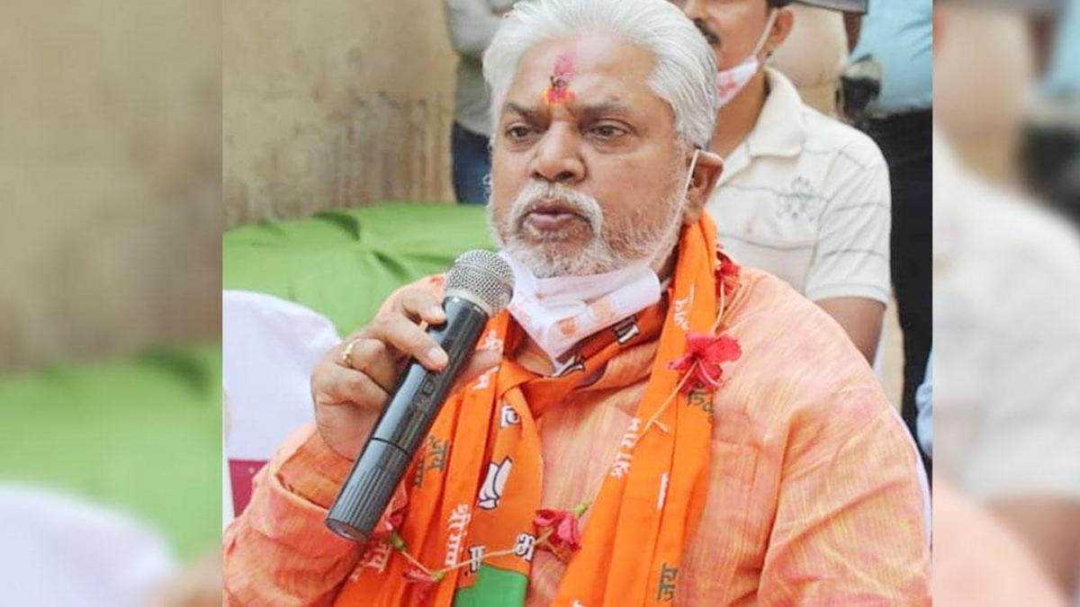 Bihar Minister Prem Kumar