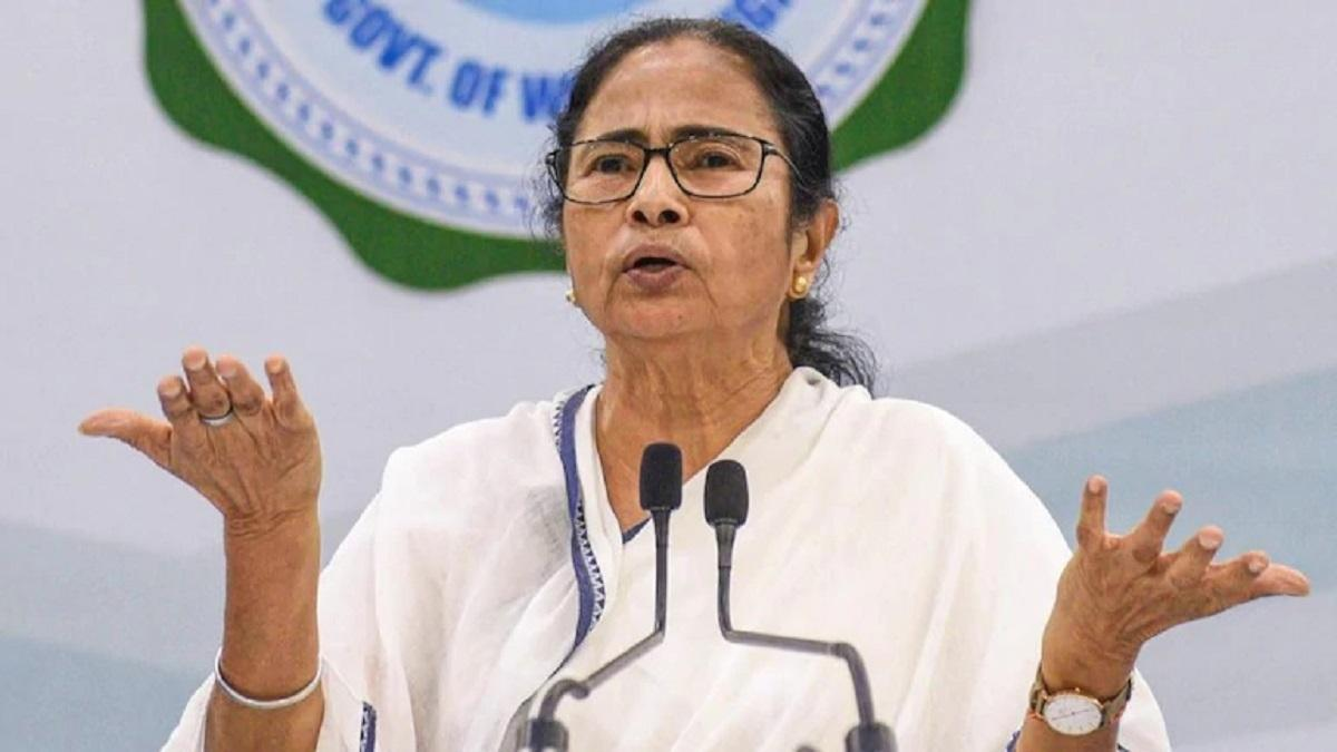 West Bengal Chief Minister Mamata Banerjee (Photo-PTI)