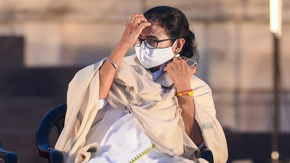 West Bengal Chief Minister Mamata Banerjee (File Photo-PTI)