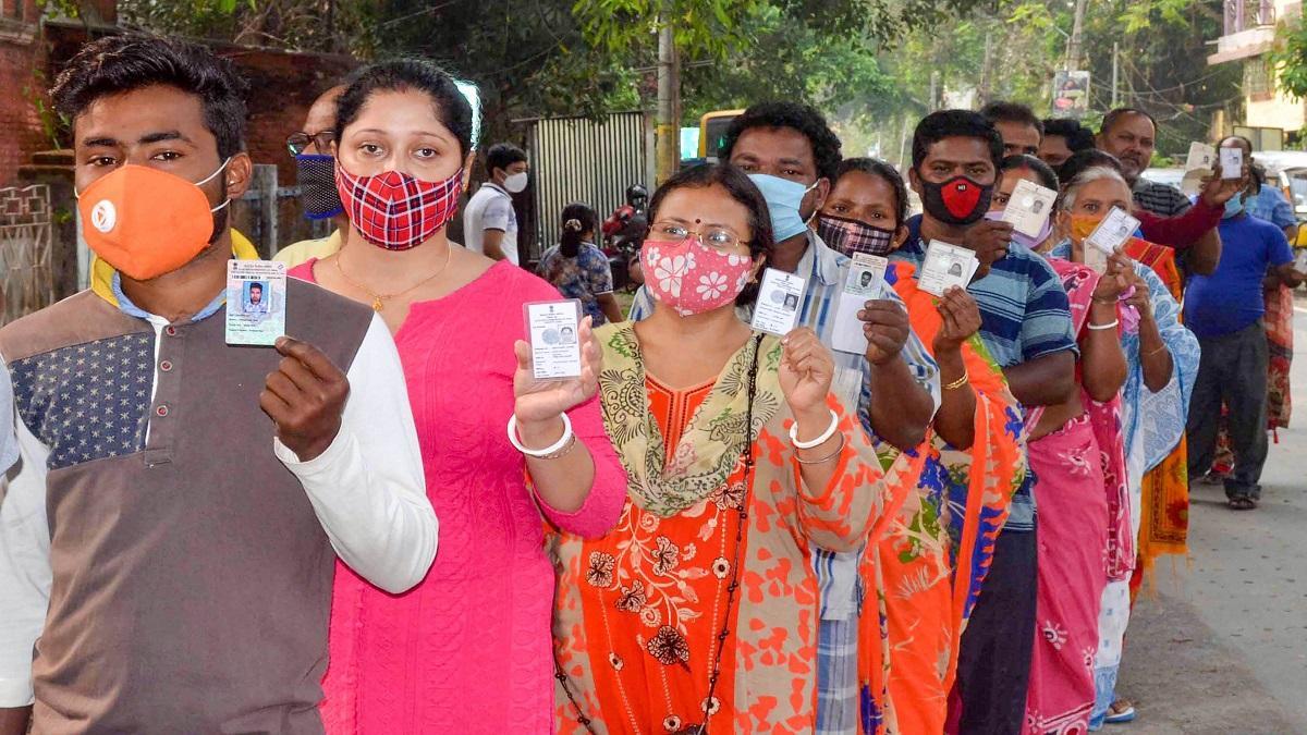 बंगाल में विधानसभा चुनाव