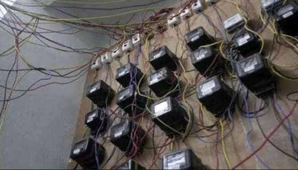 बिजली खपत में इजाफा
